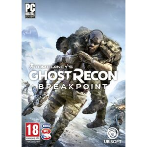 Pc hra Tom Clancys Ghost Recon: Breakpoint (PC)