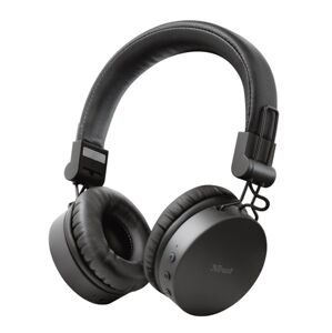 Trust Tones Wireless Headphones Blk