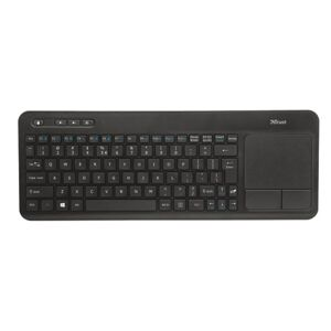 Trust klávesnice Veza Wireless Touchpad Keyboard