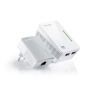 Tp-link powerline Tl-wpa4220 Powerline Kit