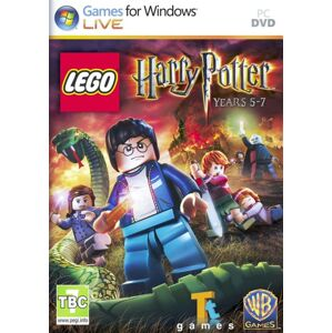 Lego Pc hra Harry Potter: Years 5-7 (PC)