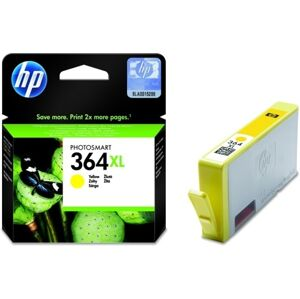 Hp inkoust 364Xl Yellow, Cb325ee