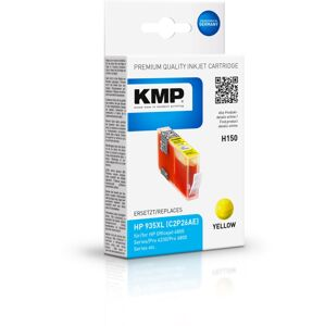 Kmp inkoust H150 (HP 935 Yellow Xl)