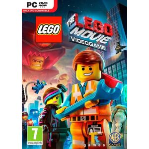 Pc hra The Lego Movie Videogame (PC)